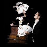 Caio Ferreira. The art of illusionism