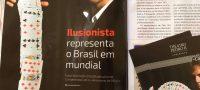 Caio Ferreira. Divulgação Mundial de Mágica